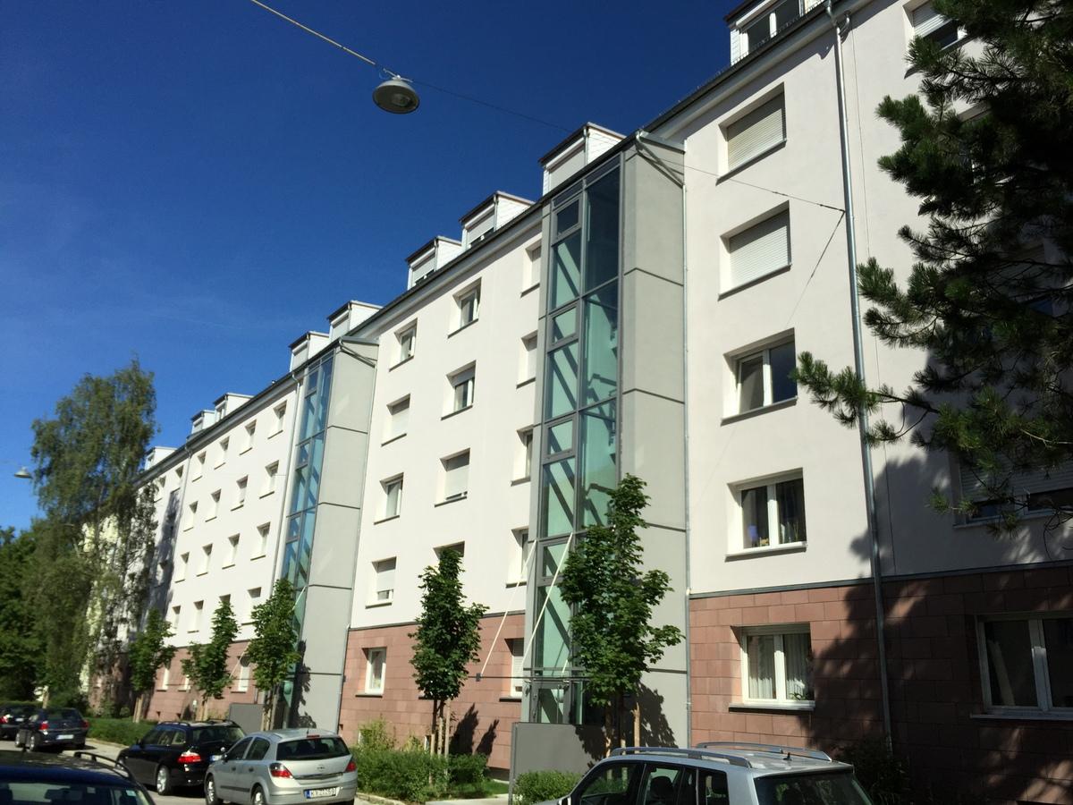 München, Brahmsstr., 50 WE