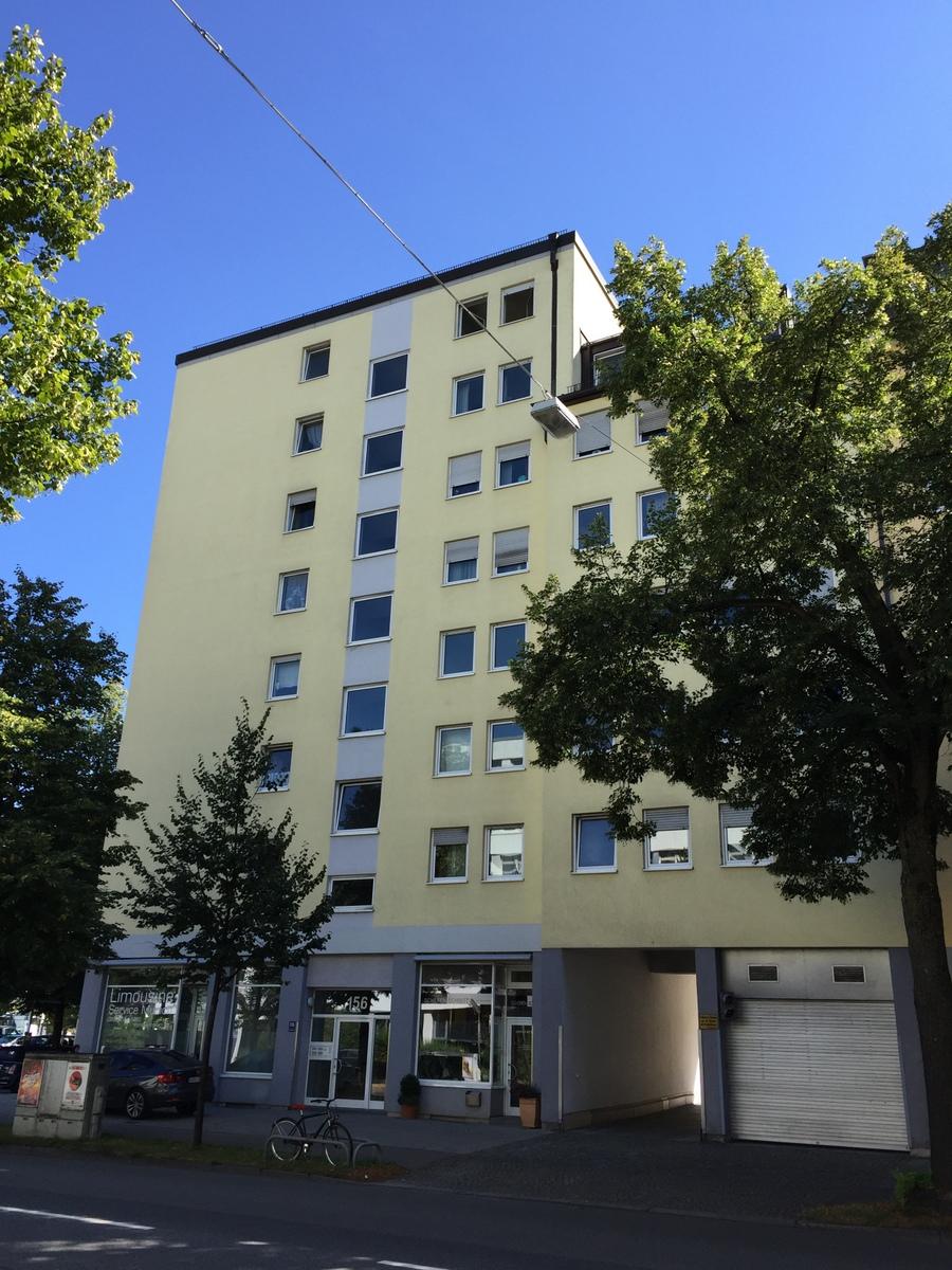 München, Prinzregentenstraße, 18 WE, 2 Gew.